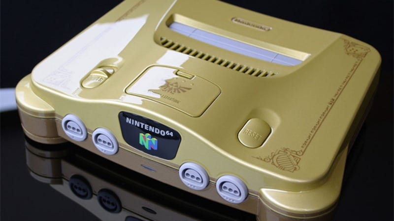 Boy, These Nintendo Consoles Are Gorgeous