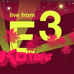 Come Cover E3 With Kotaku: Contest Kick Off