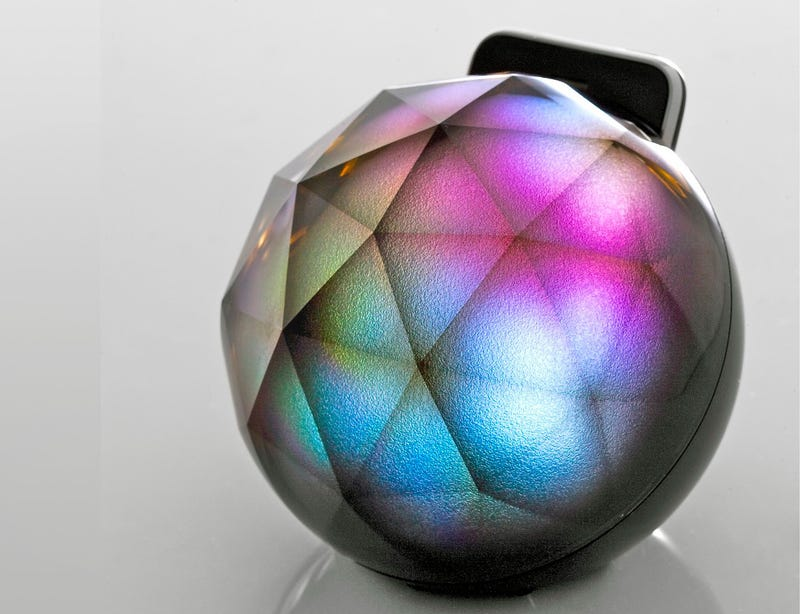Give Your iPod The Glowing Dinosaur Egg Dock It Deserves