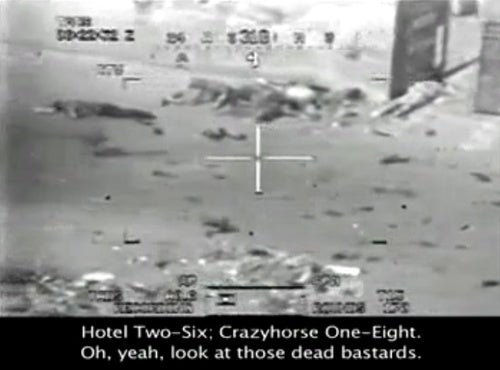 Wikileaks Video Demonstrates Conclusively That Innocent People Get Killed in Wars