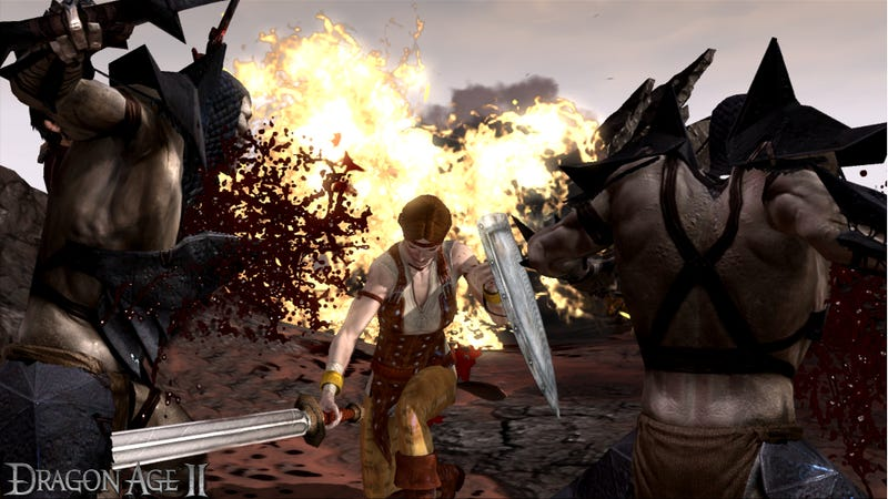 Hands-On With The Faster, More Brutal Dragon Age II