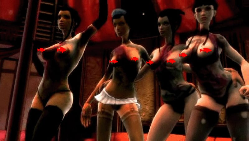 Nude Moments In Gaming: the Good, The Bad, and The Ugly