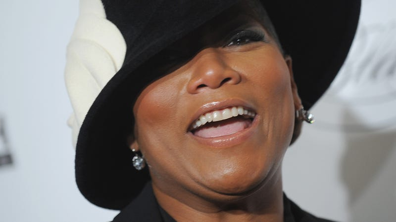 Queen Latifah Proud to Be Among 'Her People' at Long Beach Pride Festival
