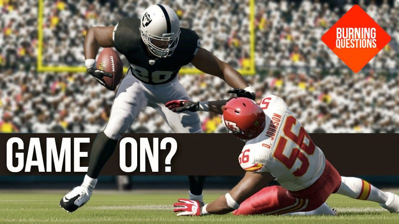 Should Video Game Fans Care More About Sports?