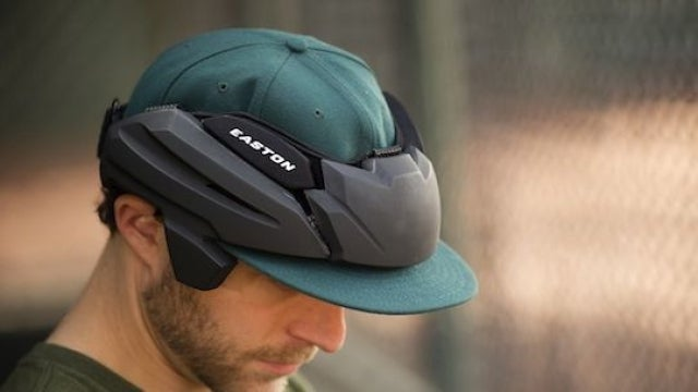 Pitchers Will Soon Be Able To Protect Their Brains With Wholly-Nerdy Half-Helmets