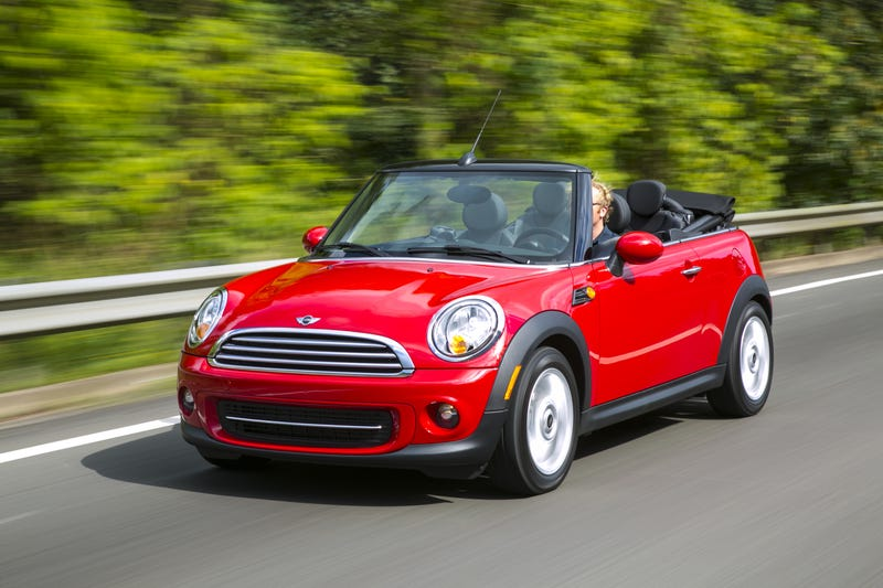 Mini's February Sales Figures Show How Badly Most Of Its Cars Sell