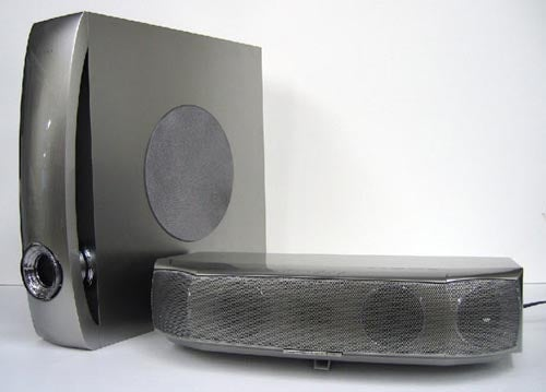 Sharp SD-SP10 1.1 Dolby System