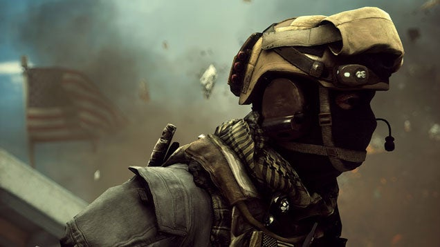 ​Battlefield 4 Screenshots Become Stunning Photographs