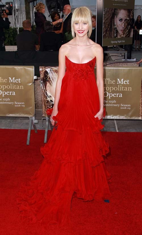 Meet The Met: It's All About The Clothes At The Fall Opener Of The Opera