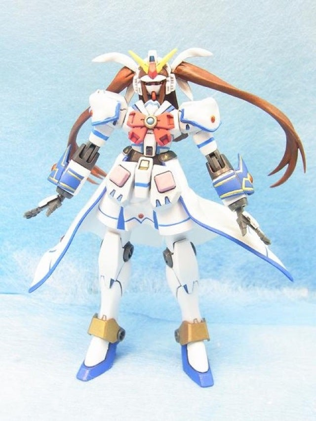 Total Gundam Freedom Leads to Crazy Customizations