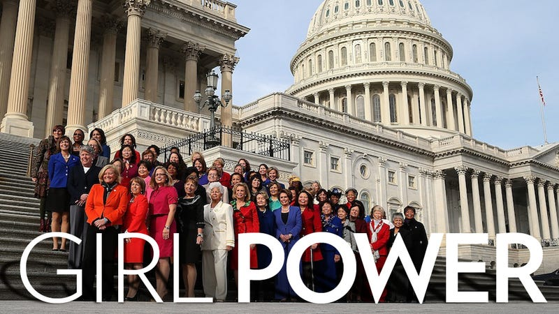 101 Facts About 100 Women of the House and Senate