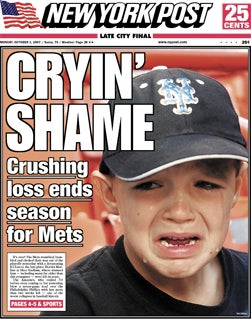 Why Do The Mets Hate Children?