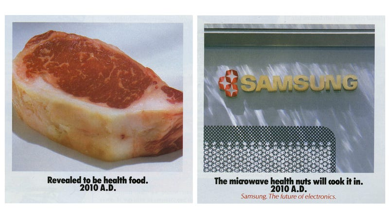 Samsung's Ads From the 80s Got a Few Things Wrong