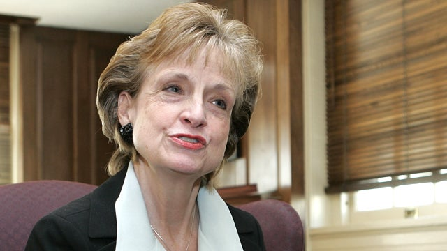 American Heroine Harriet Miers Is Now Lobbying for Our Friends, the Pakistanis