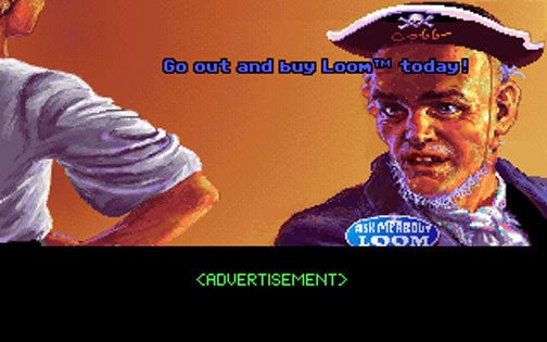 After Monkey Island, Telltale Looking At...Loom?