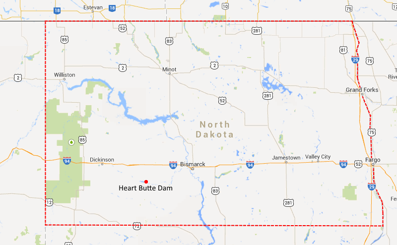 Surprisingly Rare: Hail Seriously Injures Three in North Dakota