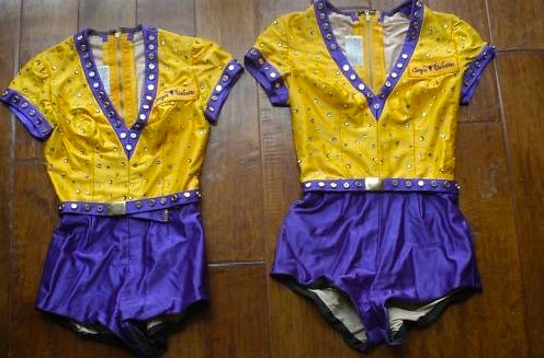 All Your Fantasies Can Come True, With Vintage Laker Girl Outfits