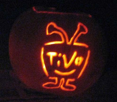 TiV-o'-lantern Scares the Commercials Away