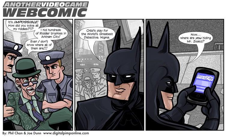 Sunday Comics: Easy Does It