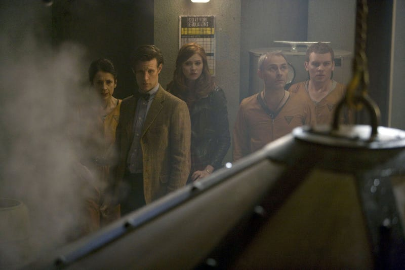 "Doctor Who ""The Almost People"" Pictures"