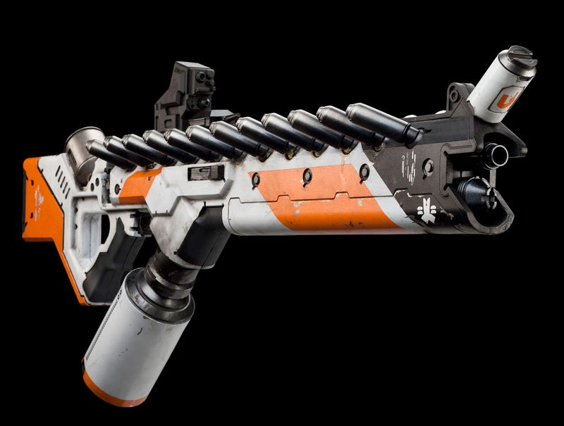 Hunt Some Cheeky Prawns With This District 9 Rifle