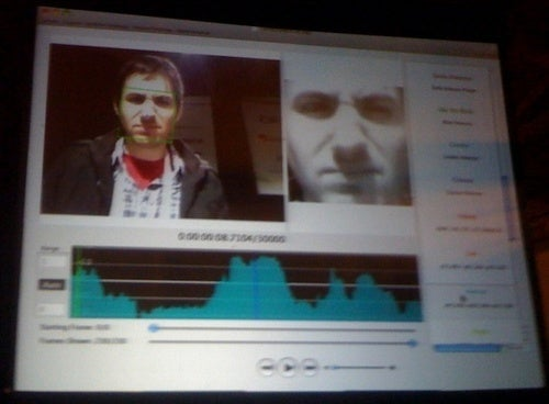 Affective Interfaces' Webcam Software Reads Emotions