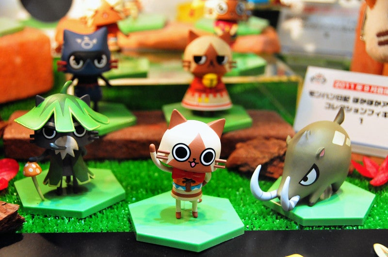 Can You Handle the Monster Hunter Cuteness?