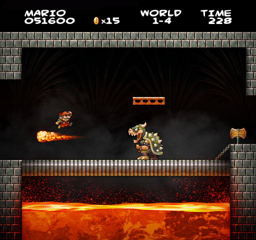 What If The Original Super Mario Bros. Was Remade In HD?