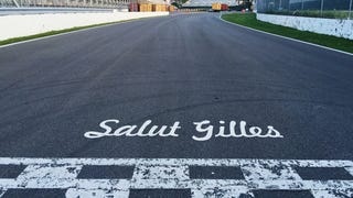 Canadian Grand Prix Prep - Arrival at the Villeneuve Track (photo's)