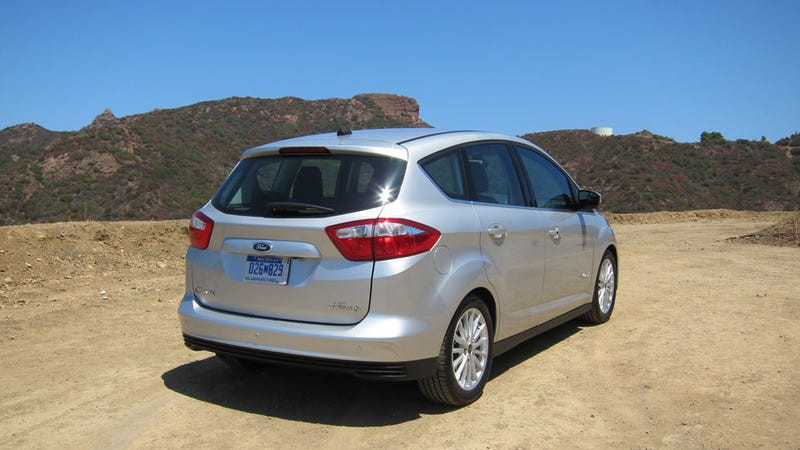 2013 Ford C-Max Hybrid: The Jalopnik Review