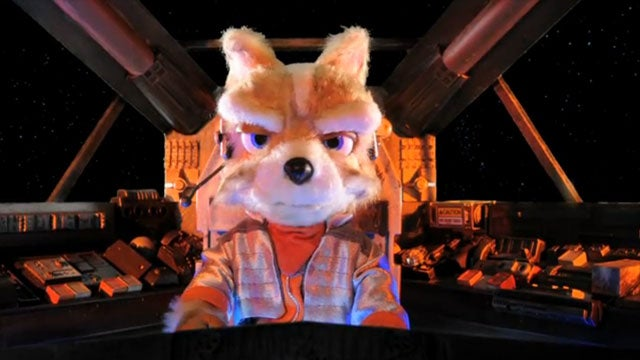The Fantastic Mr. Star Fox Takes A Look Deep Inside Himself