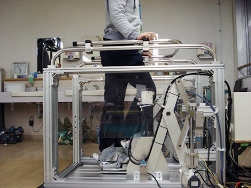 GaitMaster 5: The Mechanical Physical Therapist of the Future
