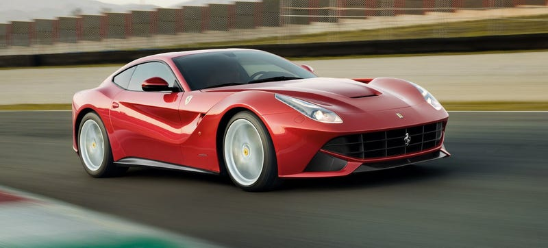 Ferrari's V12 Engines Won't Jump On The Turbo Bandwagon
