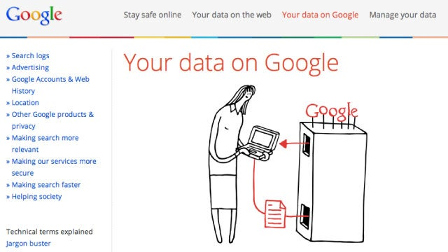Google Explains Online Safety and Privacy at Good to Know