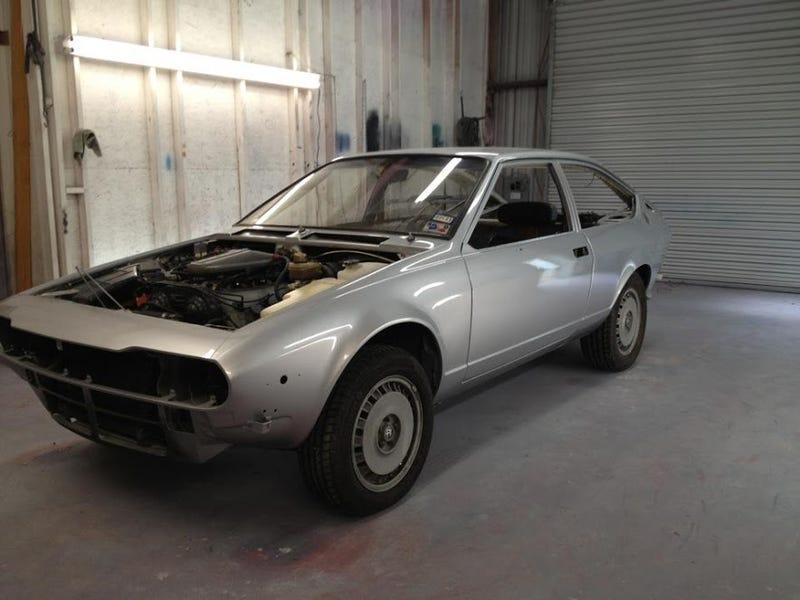 So you wanna restore a cool old car on a limited budget. Stupid! Soooooo stupid!!!