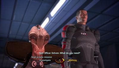 Mass Effect, Joker DLC Asterisks: Play Before You Play