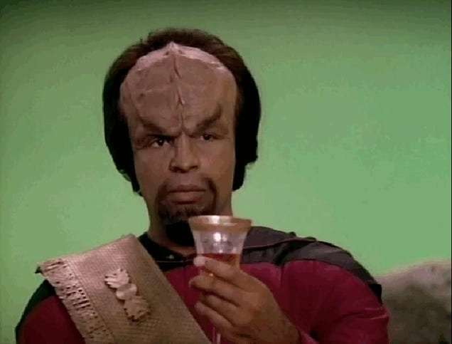 Hipster craft beer snobs are nerdgasming over new Star Trek brew