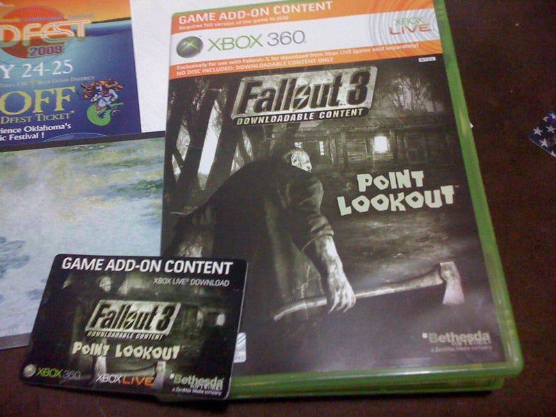 New Fallout 3 DLC Street Date Broken [Updated]