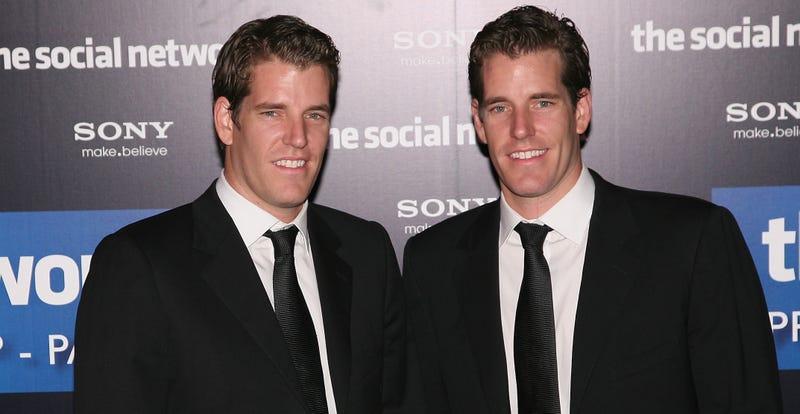 The Winklevoss Twins Are Suing Mark Zuckerberg Again