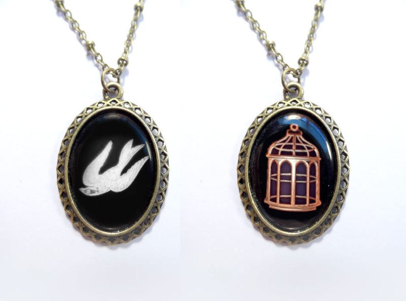 These BioShock Infinite Pendants Are Both Somber And Beautiful