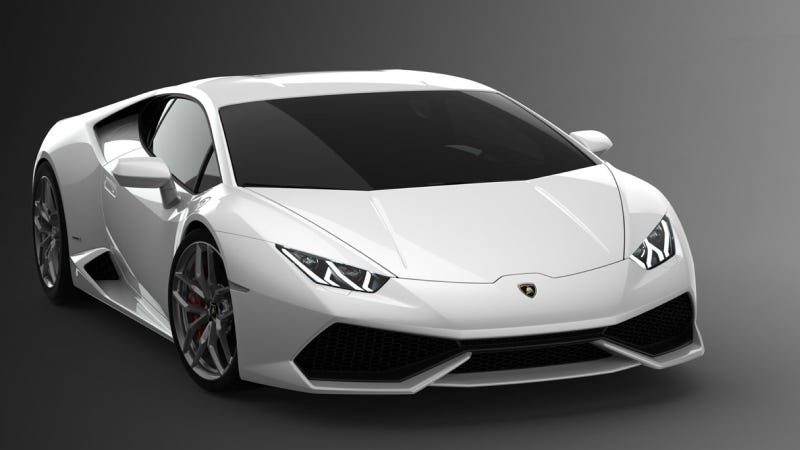 The Lamborghini Huracan LP610-4 Is The Most Advanced Lambo Ever