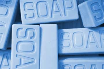 Hide Bars of Soap Around Your Home for Fresher Smells