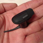Invisio G5 World's Smallest Bluetooth Headset Reviewed (Verdict: High Quality, But Lousy Wind Noise)