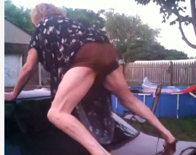 Vine's Twerking Granny Calls Up the Spirit of Susan B. Anthony