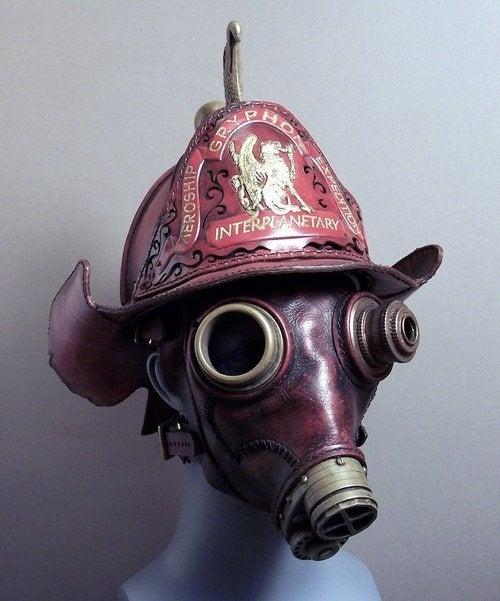 Gas Masks That Turn Biochemical Warfare Into Art