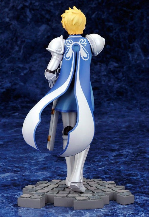 Tales Of Vesperia's Figure Is Not A Brooding, Menacing Monster