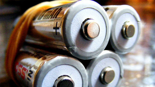"Pick the Best Batteries for Those ""Batteries Not Included"" Gifts"