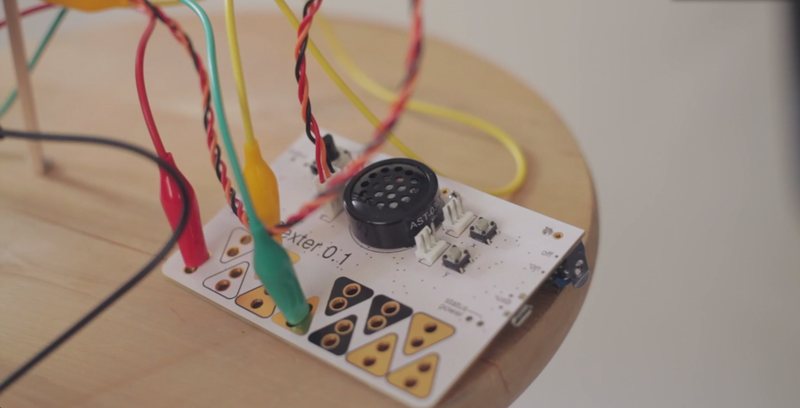 Discover Musical Instruments Everywhere With This Tiny Synthesizer