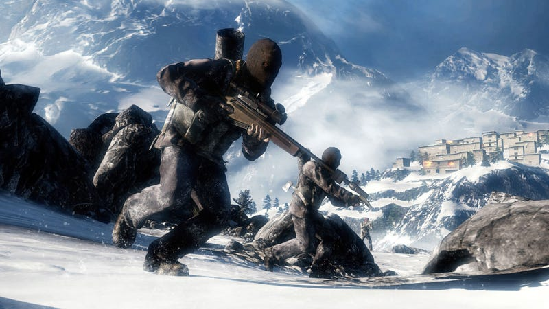 Medal Of Honor's Multiplayer (And PC Gets An Open Beta)
