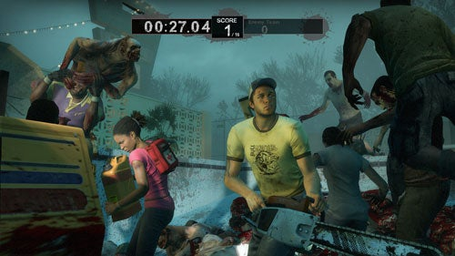 Left 4 Dead 2 Update, Zombie Bots Are Go